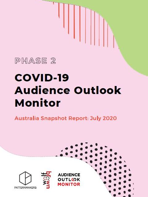 Audience Outlook Monitor Phase 2 Snapshot report cover