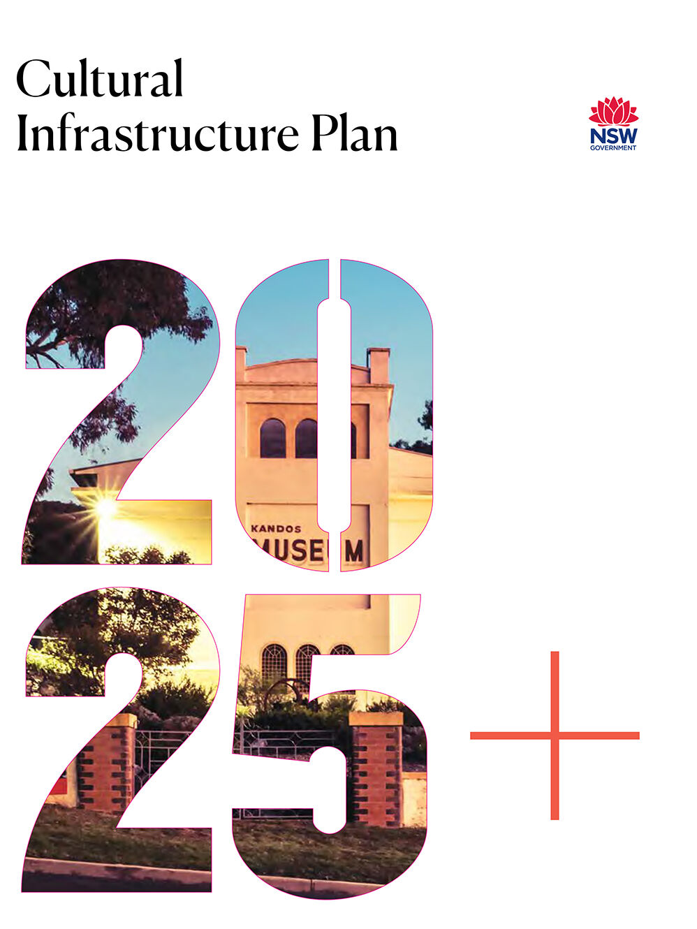 REPORT COVER Create NSW Cultural Infrastructure Plan 2025
