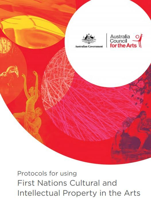 AusCo First Nations Protocols Cover
