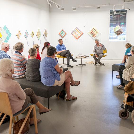 Gippsland Art Gallery Mathew Thomas Conversation Series 1FEB19
