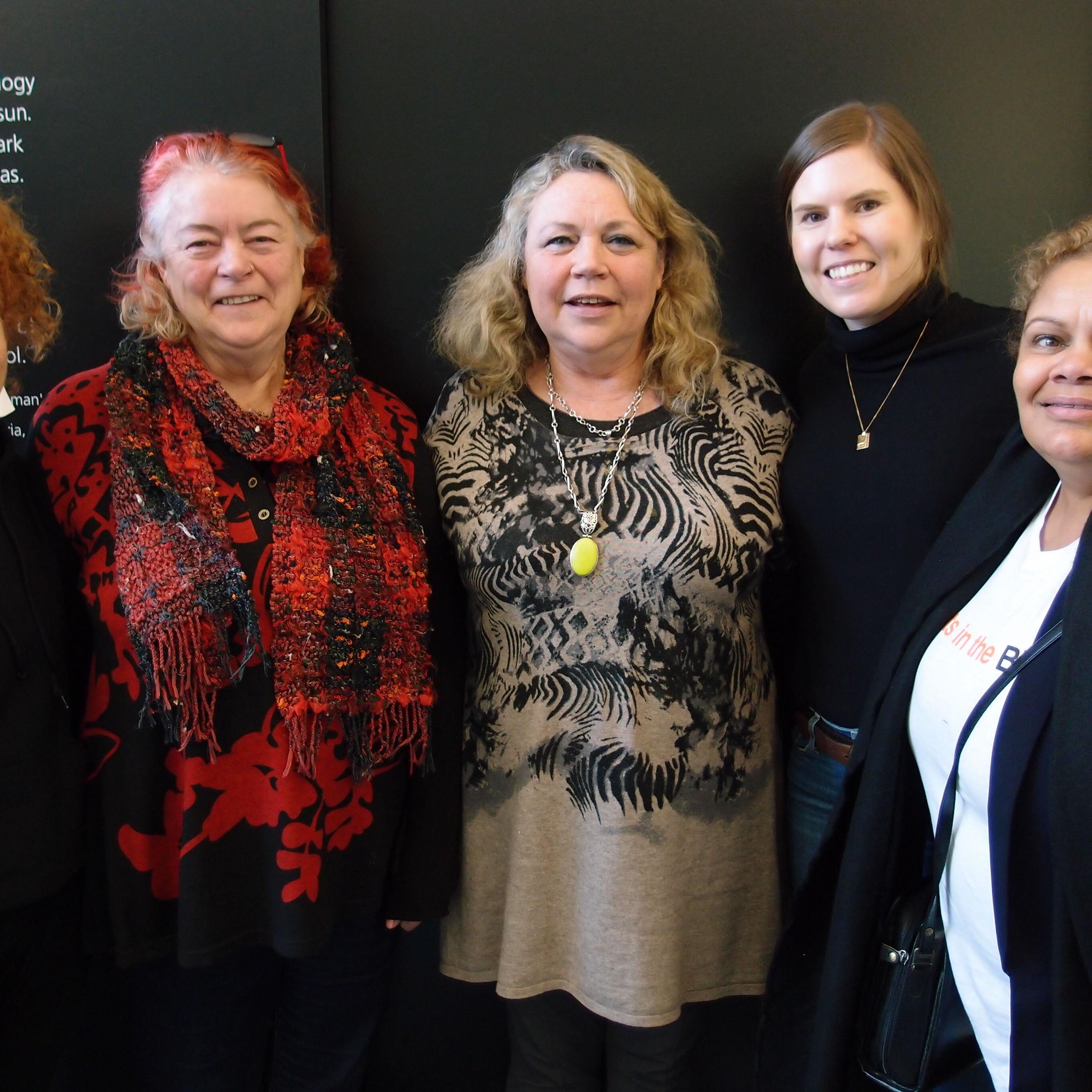 AitB BENDIGO - Robyn, Lorraine, Janet, Bibi