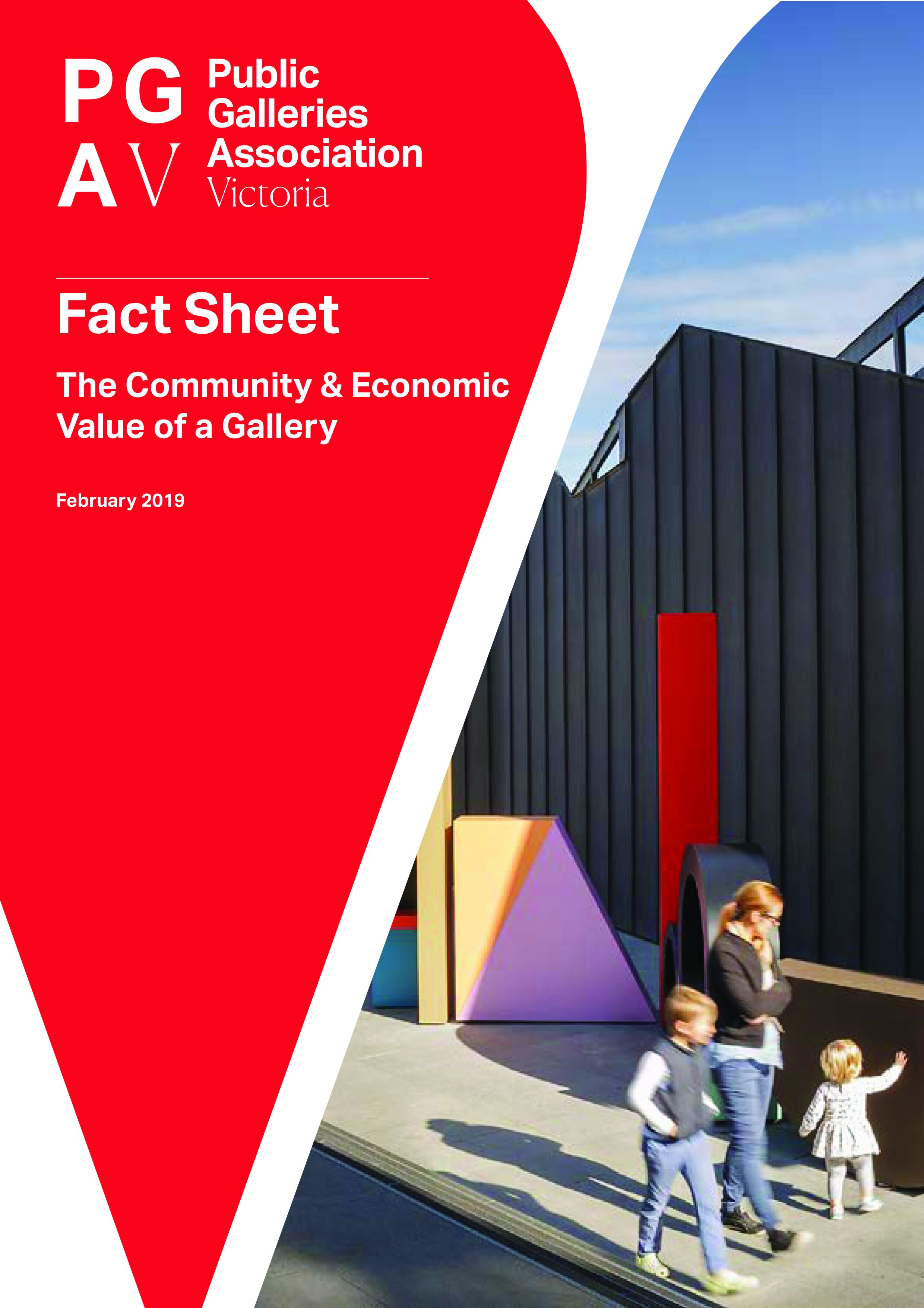 PGAV Fact Sheet Community Value Cover