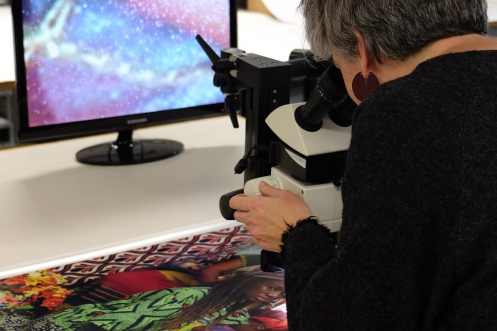 NGV Conservation series image - Session 8 3x2