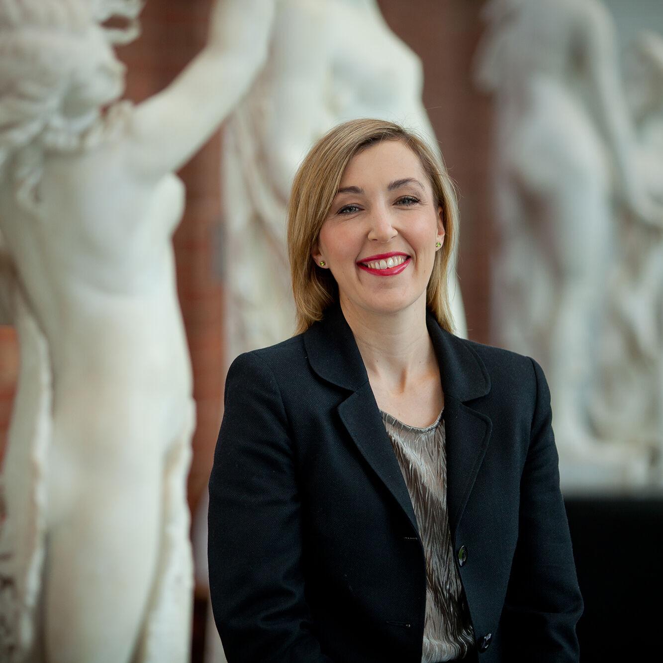 Jessica Bridgfoot Bendigo Art Gallery Director medium