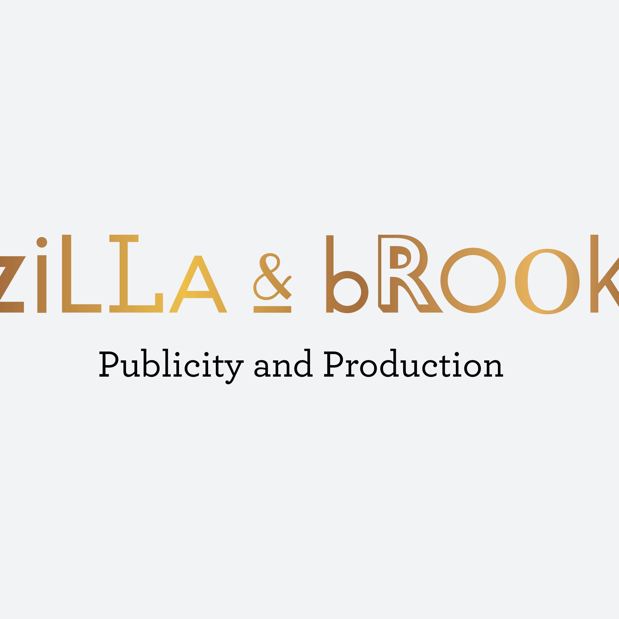 ZILLA & BROOK Promo image for web