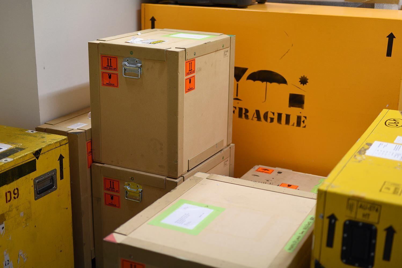 MGA Crates