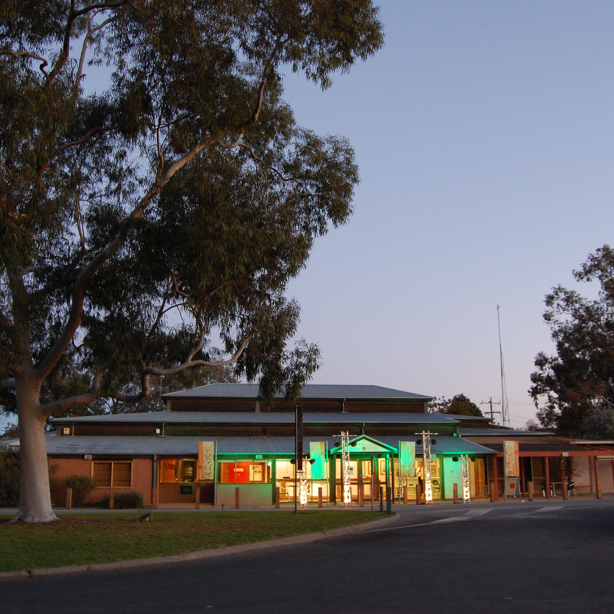 GALLERY Swan Hill exterior