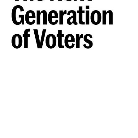 The Next generation of Voters (ANA) Cover