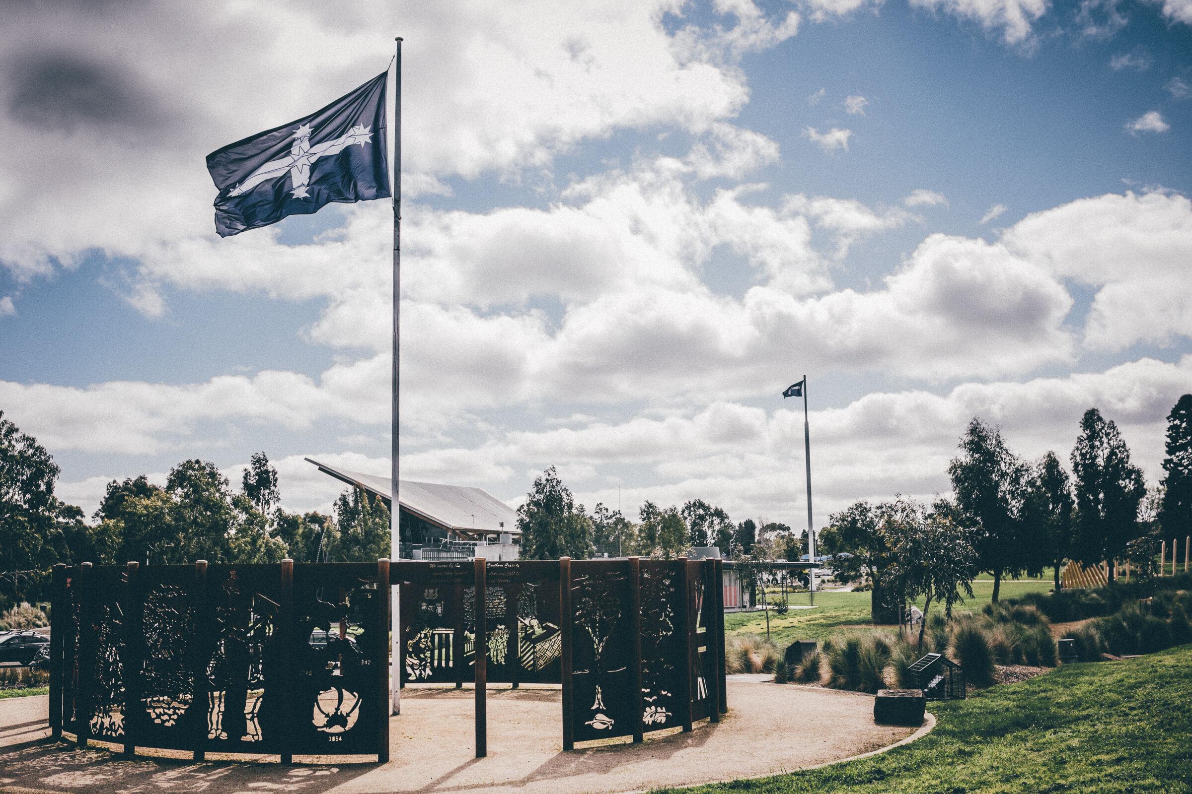 Eureka Centre, Ballarat. Image credit: Tony Evans Photography