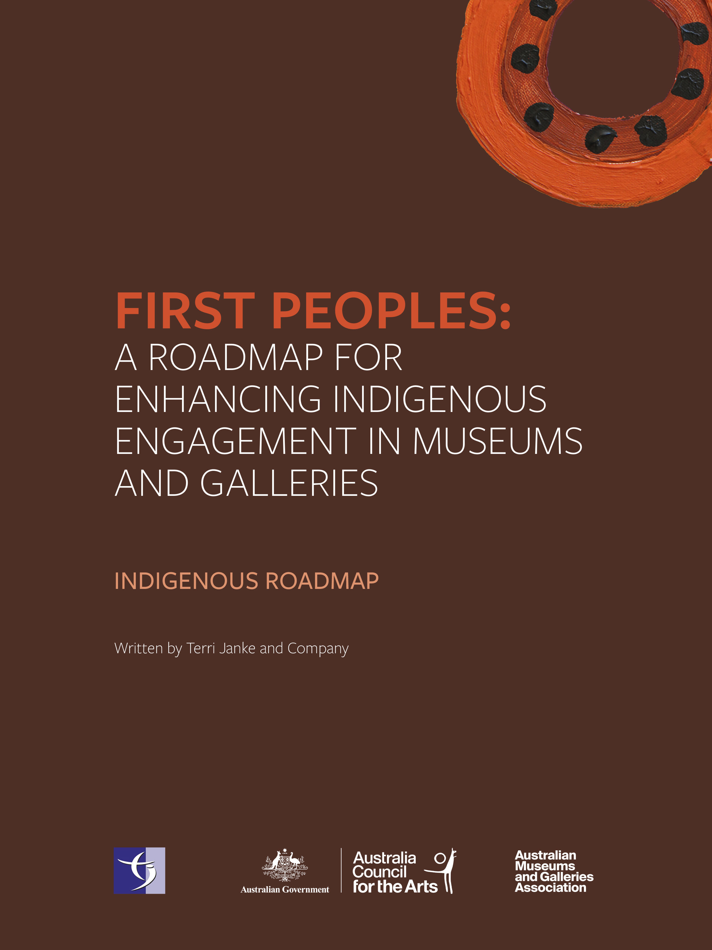 AMaGA - FIRST PEOPLES INDIGENOUS ROADMAP - cover