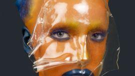 "Kate McWilliam, Defacing God's Work (Self-Portrait #3), 2018, Giclee Print on Platine Fibre Rag, 32x40"""