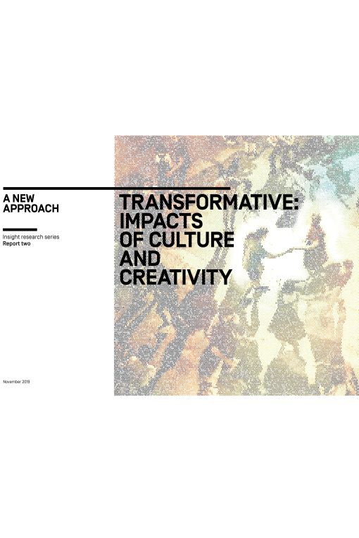 Australian Academy of the Humanities - A New Approach - Insight Report Two - cover