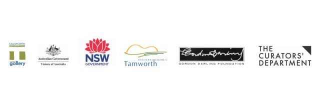 Tamworth Triennial Logo Block