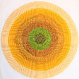 Suzanne Atkinson, 'Inspiration', Raffia.