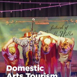 Domestic Arts Tourism research report cover