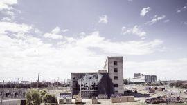 RONE, Powerhouse Geelong, 2014. Photographer: Rone © RONE