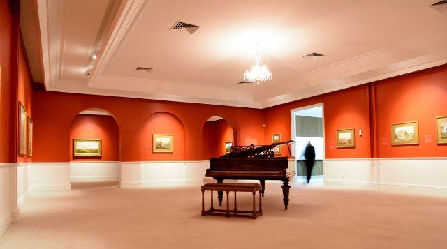 Hamilton Gallery, Gaussen Gallery, May 2017
