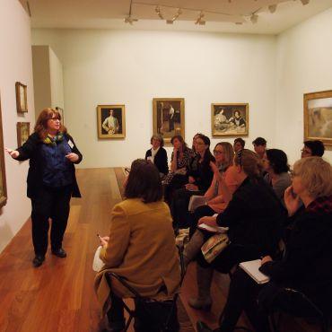 VTS Event - Christine Healey
