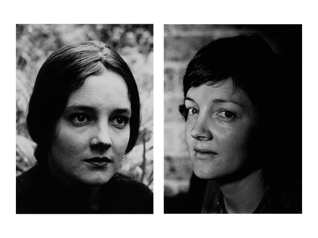 Monash Gallery of Art, Helen (1962-1974) from the Time series (1962-1974), two photographs by Sue Ford.