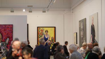 Archibald at Geelong Regional Gallery