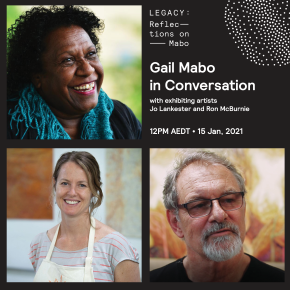Gail Mabo in Conversation Social Square