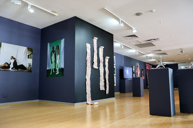 Wyndham Art Gallery Fluid