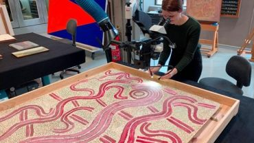 NGV Conservation series image - Session 3 3x2