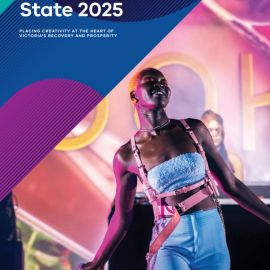 Creative State 2025 Cover