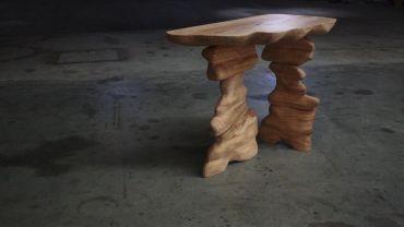 Olive Gill-Hille, Landscape Table. Image courtesy the artist