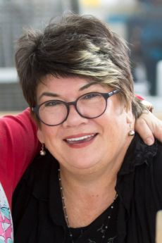 BOARD Sue Roff. Photo by Kate Longley3x2