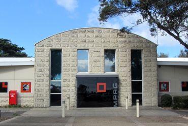 GALLERT MPRG exterior