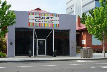 GALLERY Walker Street Gallery exterior, crop