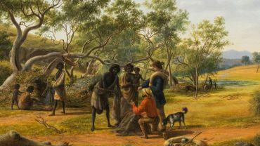 EXHIBITION Ballarat, eugene-von-guerard