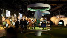 Screen Worlds exhibition at ACMI. Photograher: Steffen Pedersen