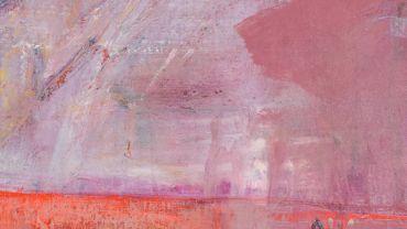 Ellana Bobenko Another Place (detail), 2017 acrylic on canvas