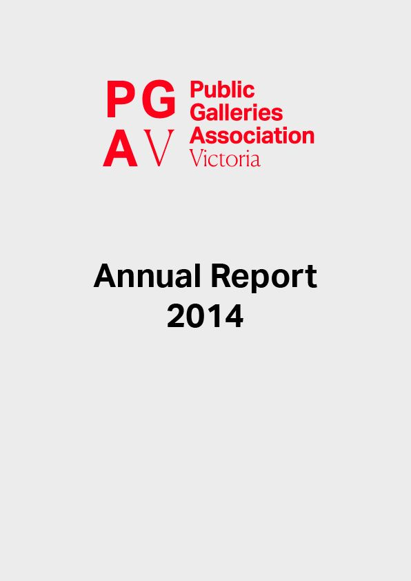 REPORT PGAV Annual Report 2014