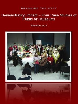 REPORTS Industry cover Demonstrating Impact