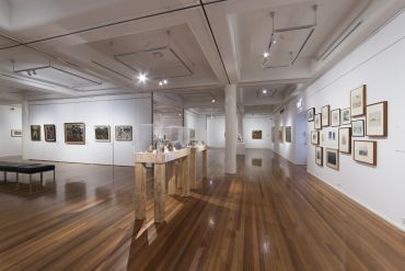 GALLERY Glen Eira, Open Country