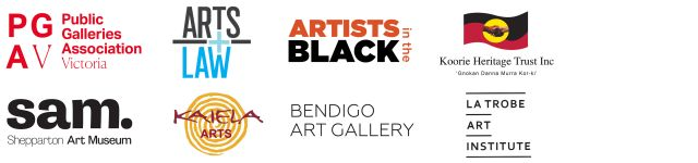 Artists in the Black Presenting Partners no WAG with LAI web