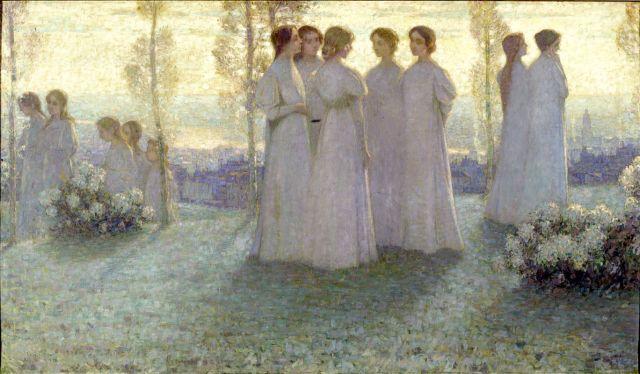 henri-le-sidaner-le-dimanche-1898