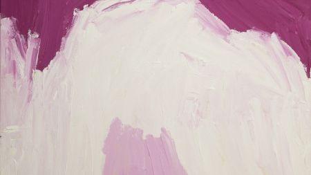 Mirdidingkingathi Juwarnda Sally Gabori, King Alfred's Country, 2007, synthetic polymer on linen, 153 x 101 cm, donated through the Australian Government's Cultural Gifts Program by Carrillo Gantner AO, 2017 © Mirdidingkingathi Juwarnda/Licensed by Viscopy, 2017, photo: Amina Barolli.