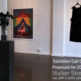Gallery exhibition call out