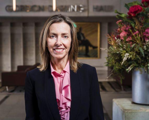 Karen Quinlan, Director National Portrait Gallery