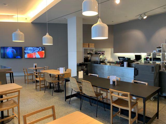NGV Cafe
