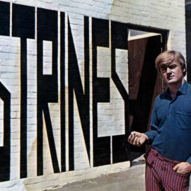 Sweeney at Strines Gallery, Carlton