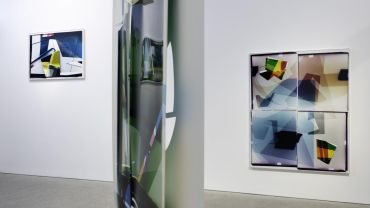 Installation view, Danica Chappell: Thickness of Time Heide Museum of Modern Art Photograph: Christian Capurro