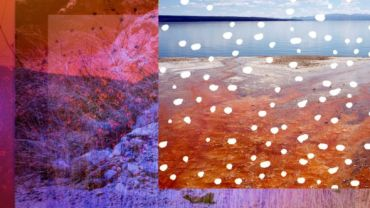 Rebecca NAJDOWSKI and Vivian Cooper SMITH, Interference Pattern, composition image, courtesy the artists