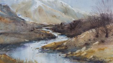 GALLERY Town Hall Gallery Anne Melloy - Scottish Highlands