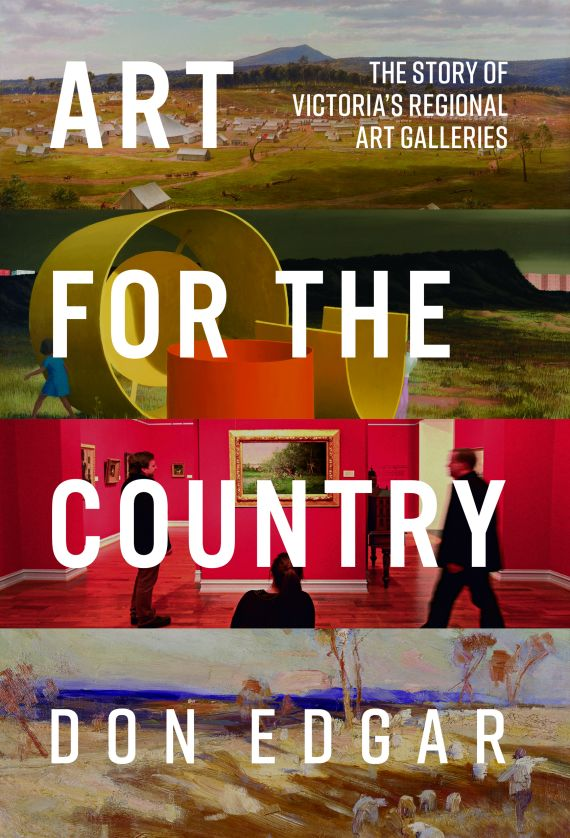PUBLICATION - ART FOR THE COUNTRY