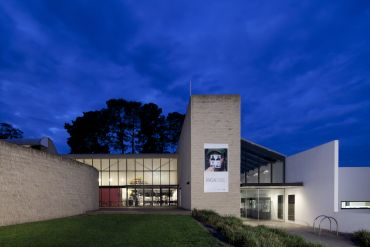 Monash Gallery of Art exterior